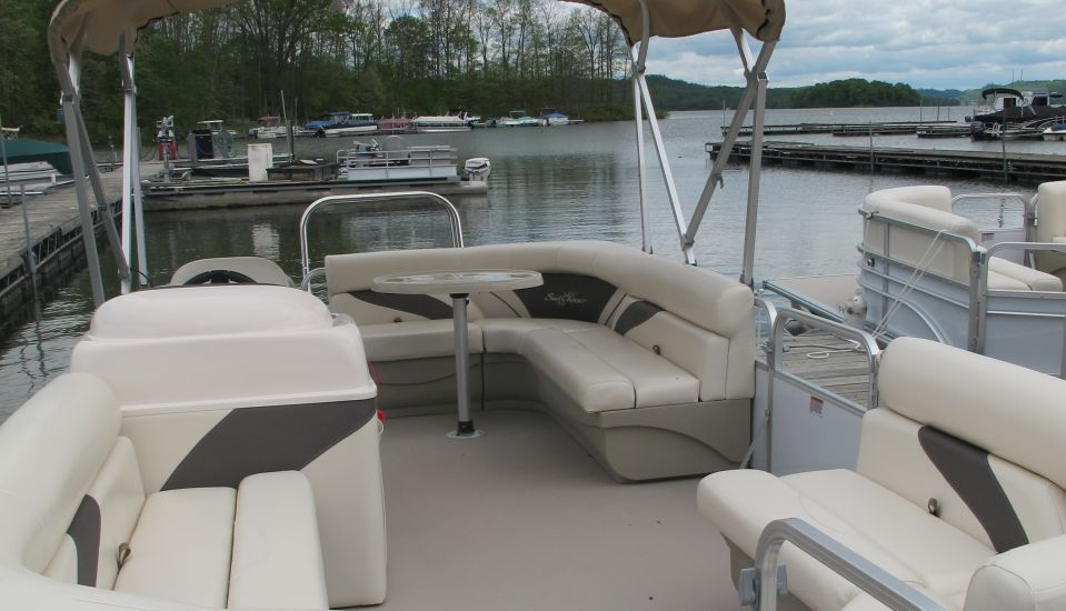 All New Rental Pontoons!
